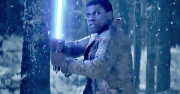 Star Wars - Finn lightsaber