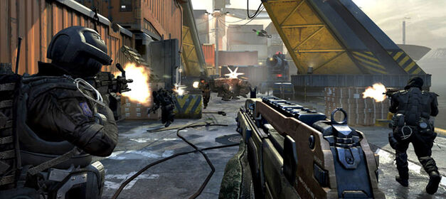 Call of Duty Timeline: Call of Duty: Black Ops II.