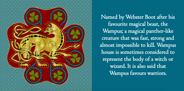 wampus-ilvermorny-house