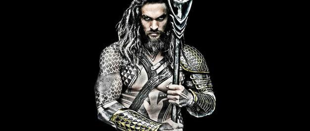 Jason Momoa is Aquaman.