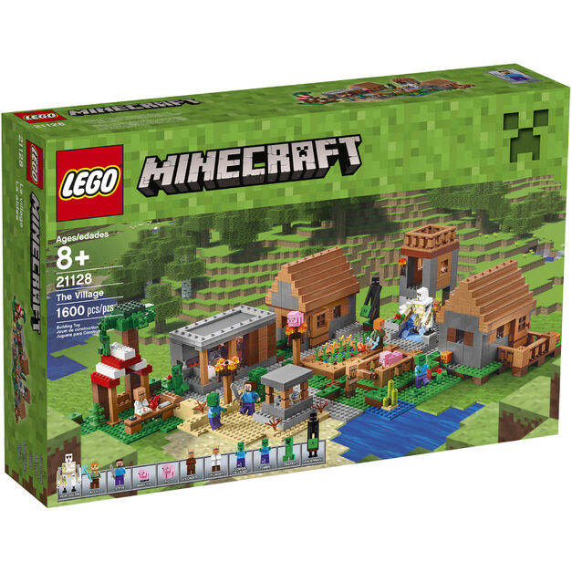 lego-minecraft-the-village-set-gift-guide