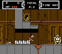 A screenshot of DuckTales.