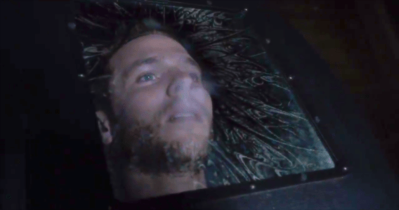 Agents of SHIELD Fitz in Space