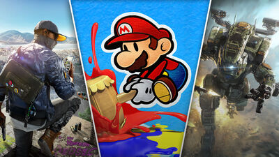 Fall Games Guide: The Year's Biggest Games Are Here