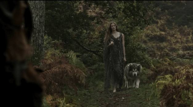 Aslaug vikings season 1