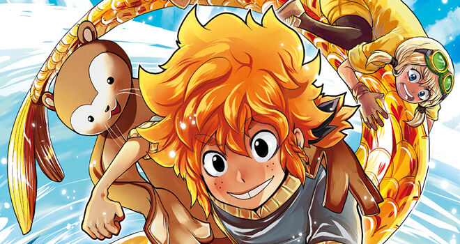 Morrey Gibbs from Goldfisch manga