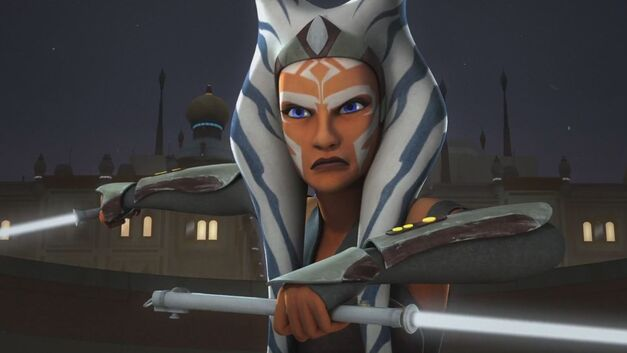 'Star Wars Rebels' to end after Season 4