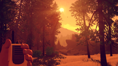 Why 'Firewatch' Could Be the Next Indie Hit