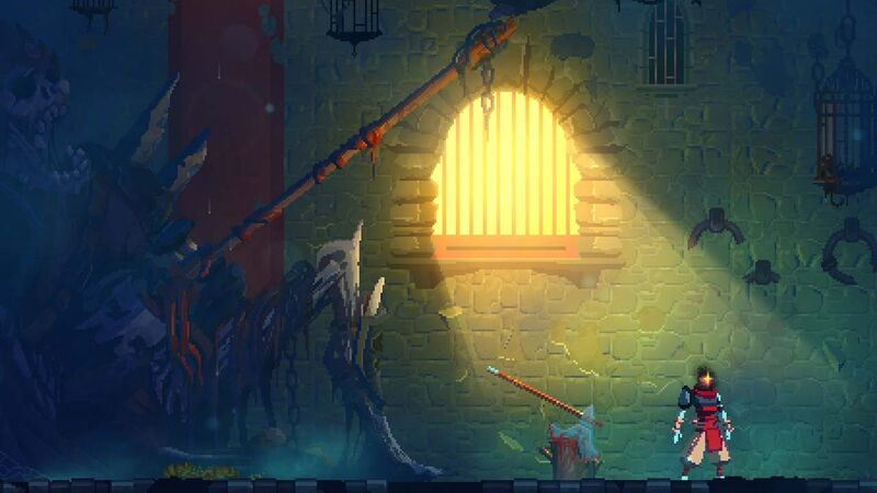 Dead Cells first level