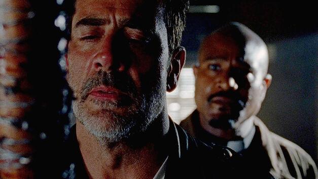 Negan-Gabriel-The Walking Dead