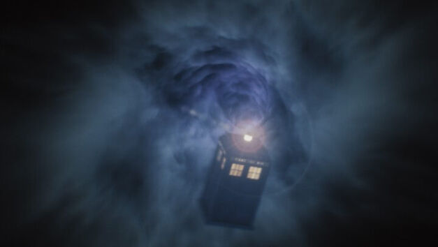 Time Vortex Doctor Who TARDIS