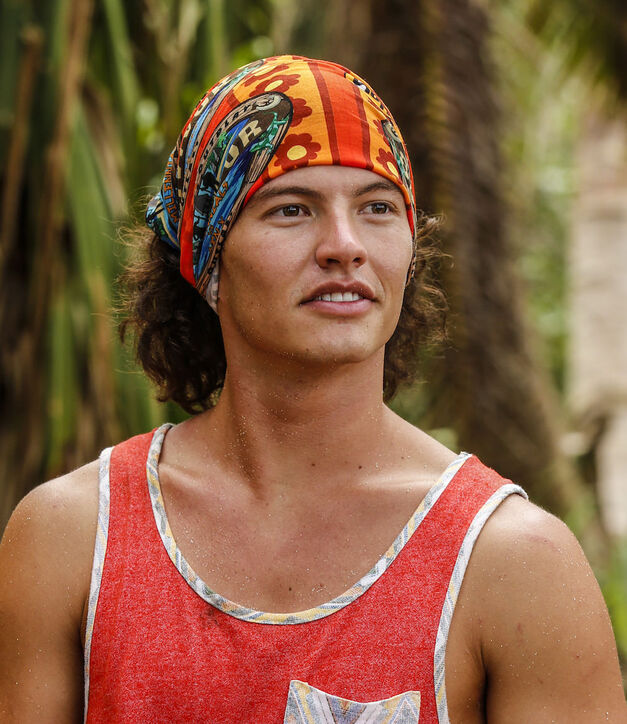"Justin ""Jay"" Starrett Survivor season 33 Millennials team Vanua tribe"