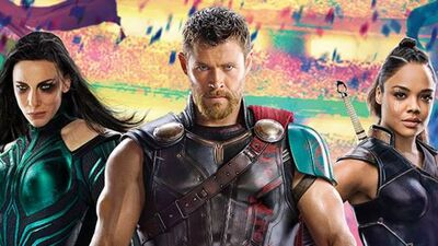 """Why Led Zeppelin's """"Immigrant Song"""" Is Perfect for 'Thor: Ragnarok'"""