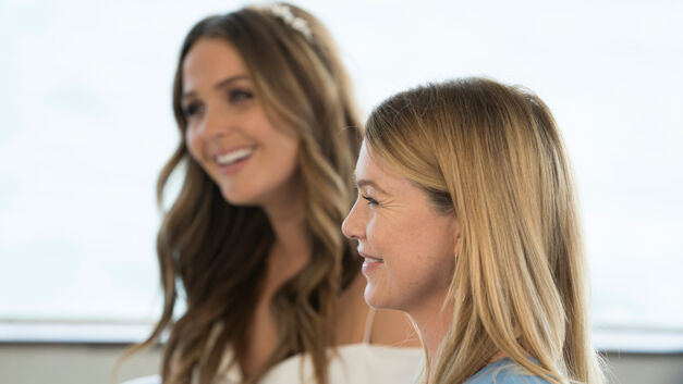 Grey's Anatomy Wedding