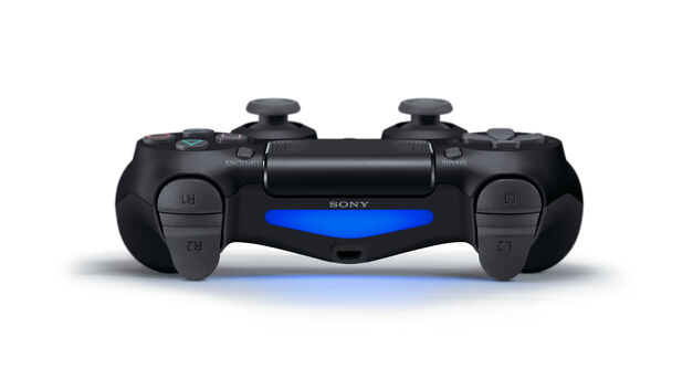 PS4 Pro and PS4 Slim controller