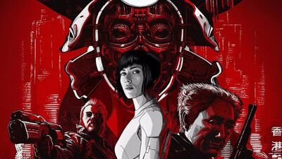 'Ghost in the Shell' Sneak Peek: Anime Brought to Life