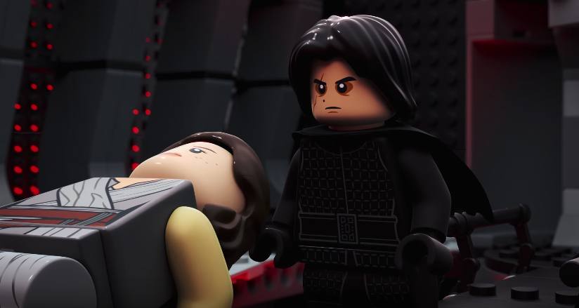 'The Last Jedi' Gets the LEGO Treatment