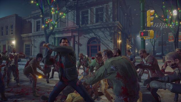 Dead Rising 4 Zombie Mob