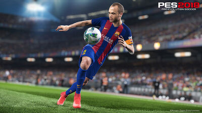 'PES 2018' is Coming Later This Year and Camp Nou Looks Amazing