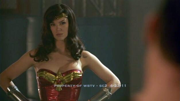 wonder woman 2011 tv pilot