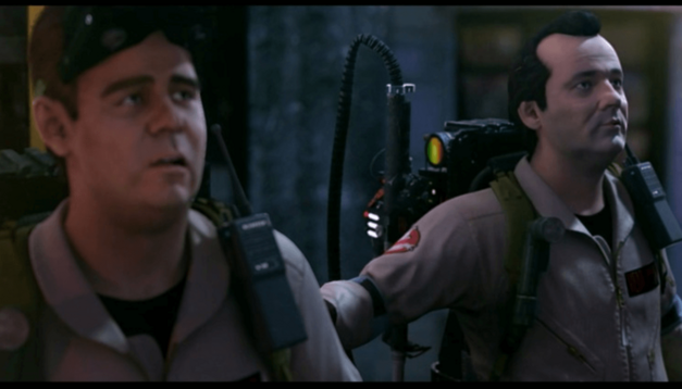 Ghostbusters 3 The Video Game, Peter Ray Top Image