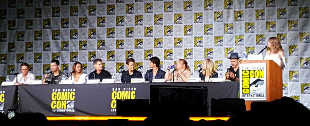 Vampire Diaries Panel SDCC