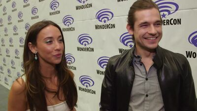 Stars Jason Ralph and Stella Maeve Talk About the Emotional Journey of Their Characters