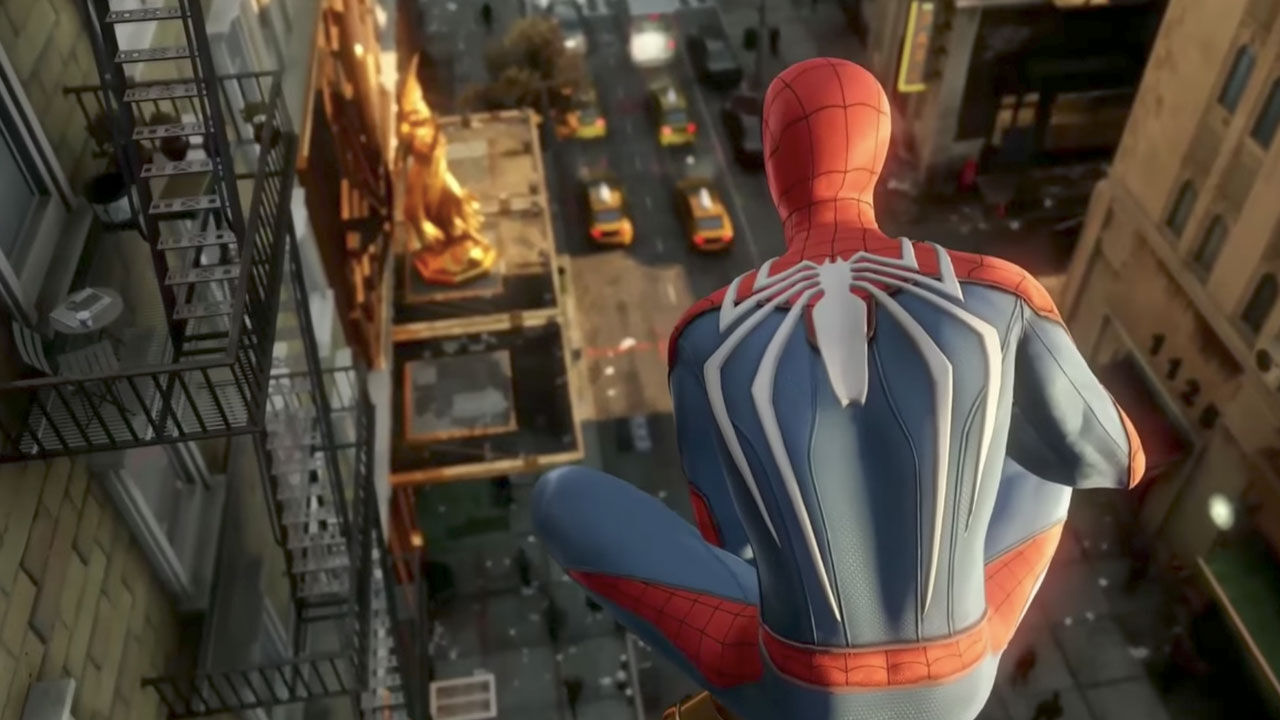 Spider-Man PS4' Gets Fresh Details at Comic-Con But Still No