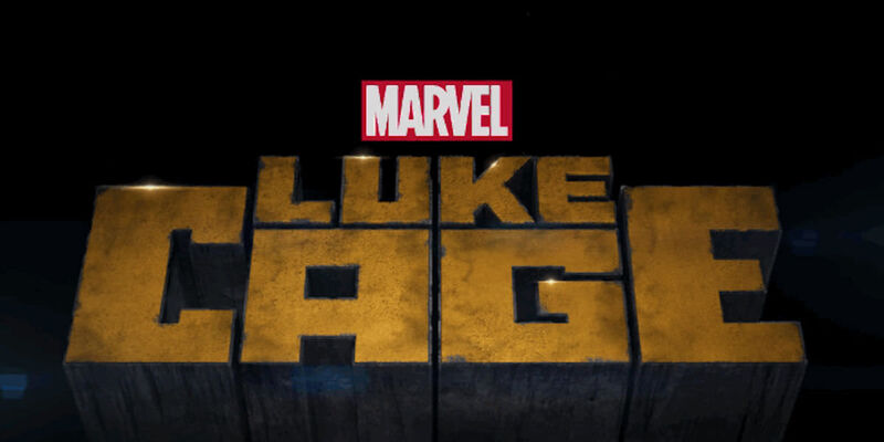Luke Cage on Netflix Logo