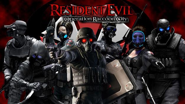ResidentEvilOperationRaccoonCity