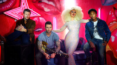 Why 'The Voice' Coaches Are the Definition of Squad Goals