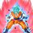 Avatar de Goku super sayajin blue