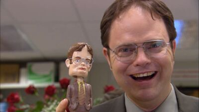 Rainn Wilson Is in the New 'Star Trek' TV Show and the Dwight Jokes Are Happening