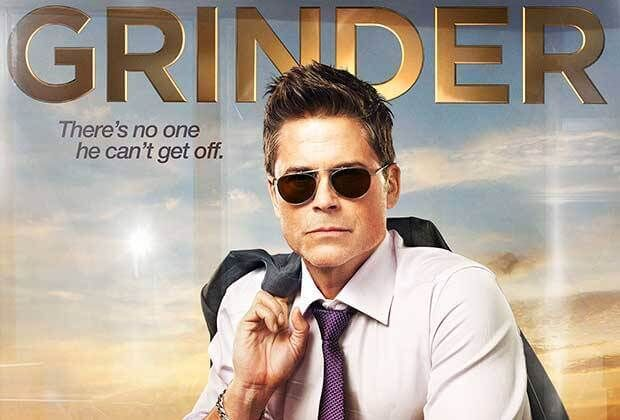 The Grinder Rob Lowe promo shot