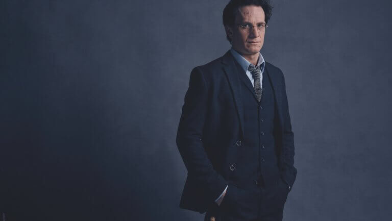 Jamie Parker as Harry Potter, all grown up.