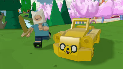 'LEGO Dimensions' Adventure Time Stage is a Lovely Tribute to the Cartoon