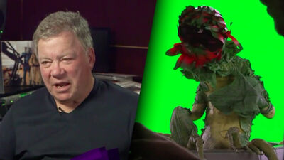 EXCLUSIVE: See William Shatner As You've Never Seen Him Before!