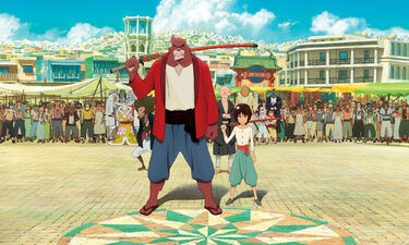 Is 'The Boy and the Beast' This Year's Best Anime Feature?