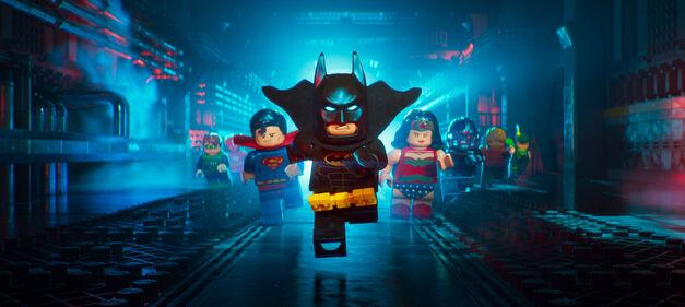 Lego Batman Movie Justice League