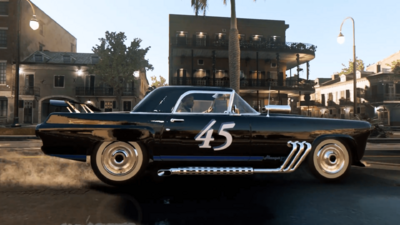 'Mafia 3' - Custom Rides and Racing Available Now for Free