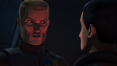 Agent Kallus Just Became the Breakout Character on 'Star Wars Rebels'