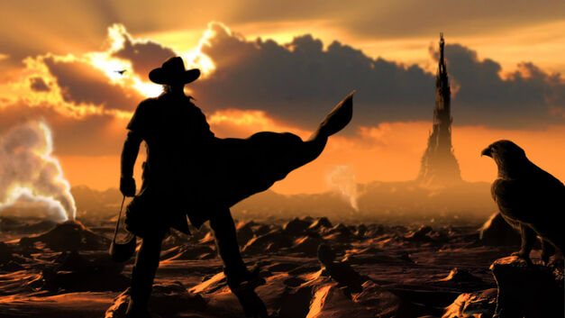 dark tower feature