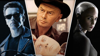 11 Movies to Watch If You're Missing 'Westworld'