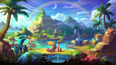 'Lightseekers' - Kickstarter Game of the Month