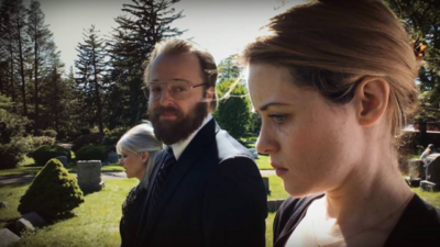 Joshua Leonard on His Horror History, Terrifying Claire Foy in 'Unsane'