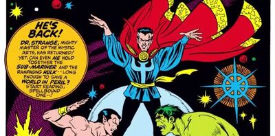 Doctor Strange Doesn't Need a Year One