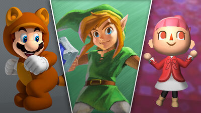 The 10 Best Nintendo 3DS Games - The Definitive List