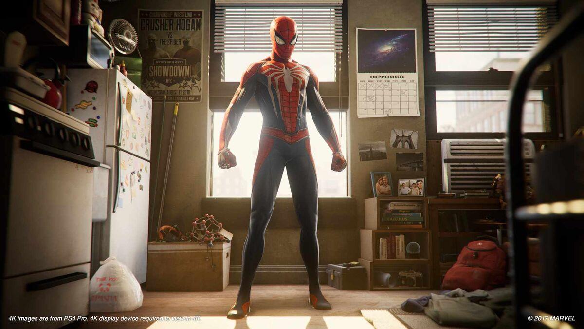 Insomniac Spider-Man 2