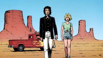 'Preacher' Co-Creator Steve Dillon Has Died