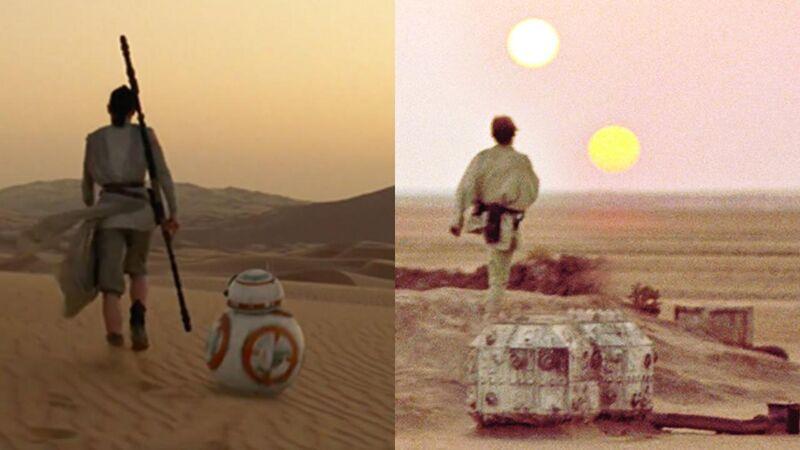 star wars force awakens new hope episode ix